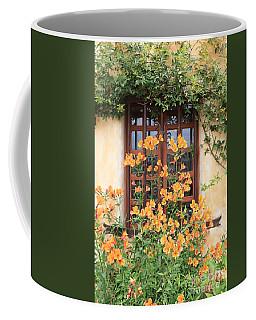Carmel Mission Window Coffee Mug