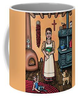 Carmelitas Kitchen Art Coffee Mug