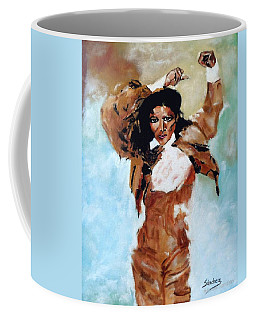 Carmen Amaya Coffee Mug by Manuel Sanchez