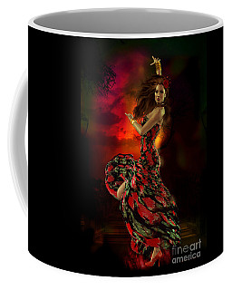 Carmen Coffee Mug