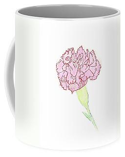 Carnation Coffee Mug