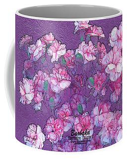Coffee Mug featuring the digital art Carnation Inspired Art by Barbara Tristan