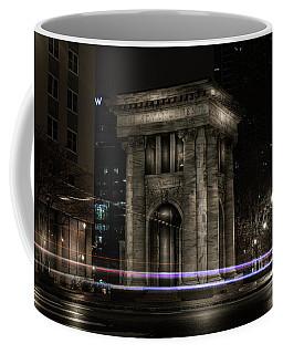 Carnegie Monument Coffee Mug