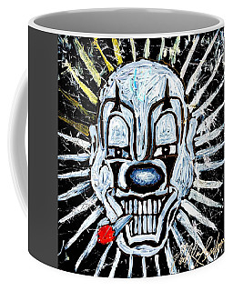 Carnival Clown Coffee Mug
