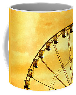 Carnival Is Over       Rvr Coffee Mug