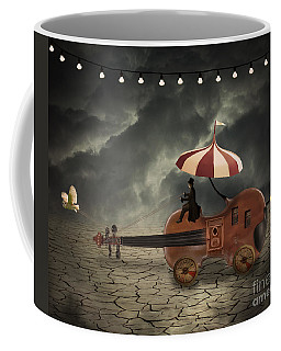 Mr. Dark Coffee Mug
