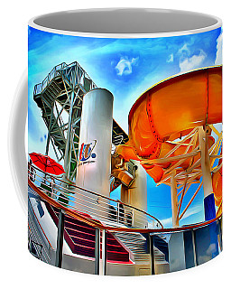Carnival Cruise Coffee Mugs Fine Art America