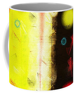 Carnival Coffee Mug by Silvia Ganora