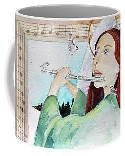 Carol Of The Birds Coffee Mug