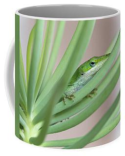 Carolina Anole Coffee Mug