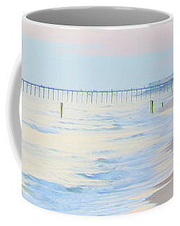 Carolina Beach Thanksgiving Day Coffee Mug