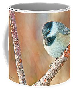 Carolina Chickadee Coffee Mug