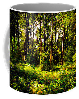 Carolina Forest Coffee Mug