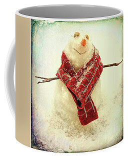 Carolina Snowman Coffee Mug