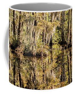 Carolina Swamp Coffee Mug