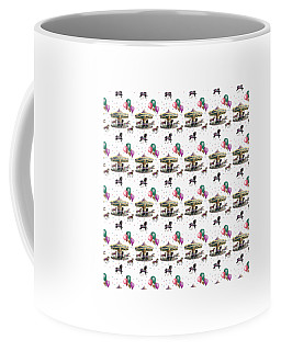 Carousel Horse Adventures Coffee Mug