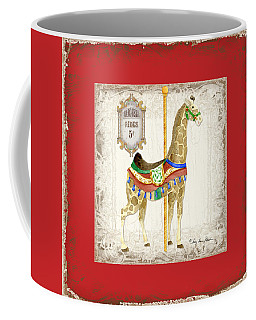 Carousel Dreams - Giraffe Coffee Mug