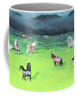 Carousel Horse Retirement Coffee Mug