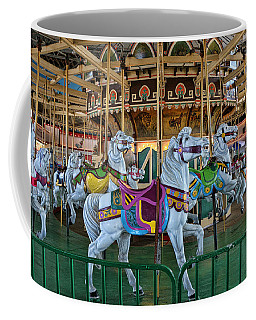 Carousel Horses Coffee Mug
