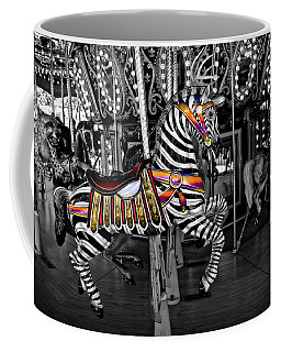 Carousel Zebra Series 2222 Coffee Mug