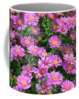 Carpet Of Flowers Coffee Mug