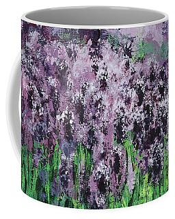 Carpet Of Lavender Coffee Mug