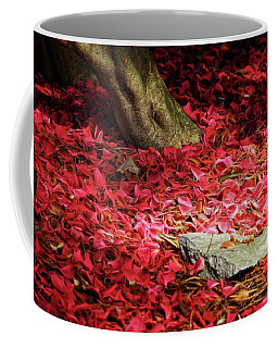 Carpet Of Petals I Coffee Mug