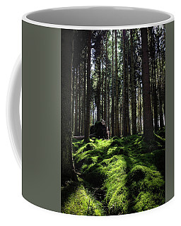 Carpet Of Verdacy Coffee Mug