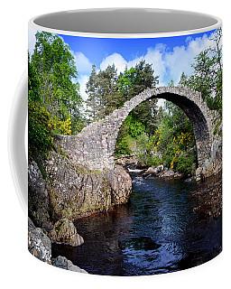 Carr Bridge Scotland Coffee Mug