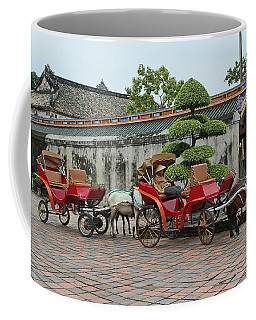 Carriage Rides Coffee Mug