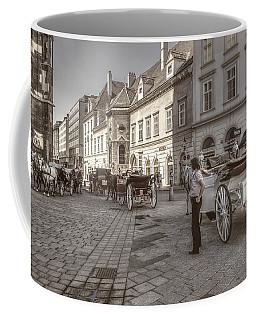 Carriages Back To Stephanplatz Coffee Mug