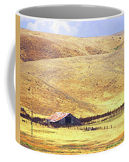 Carrizo Barn Coffee Mug