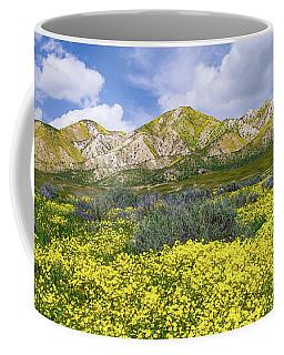 Carrizo Spring Coffee Mug
