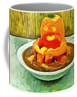 Carrot Bath Time - Da Coffee Mug