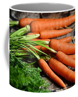 Carrots Coffee Mug