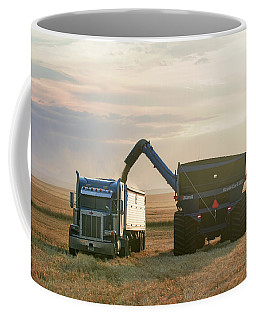 Cart Into Truck Coffee Mug