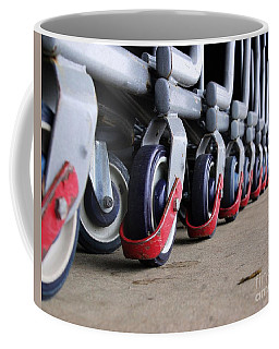 Cart Wheels Coffee Mug