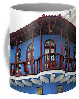 Cartagena Windows 11 Coffee Mug