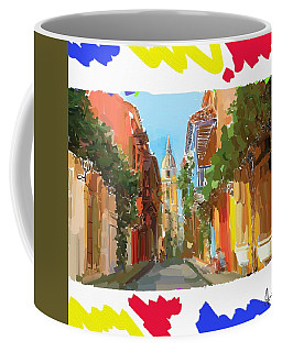 Cartagena Coffee Mug