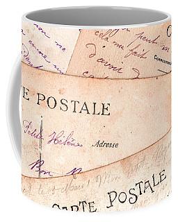 Cartes Postales Coffee Mug
