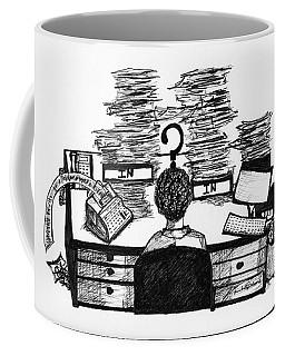 Cartoon I Dare You Coffee Mug