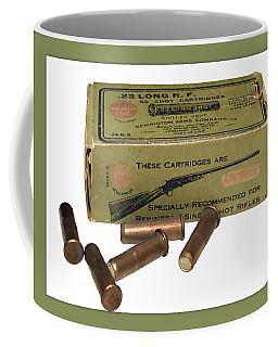 Cartridges For Rifle Coffee Mug