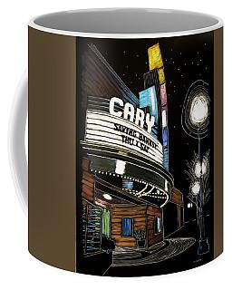 Cary Theater Coffee Mug