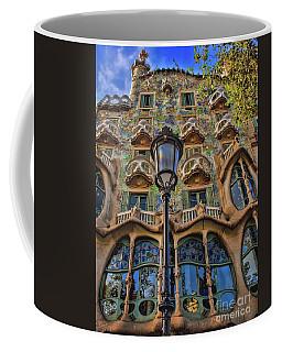 Casa Batllo Gaudi Coffee Mug