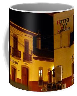 Casa Del Naranjo Coffee Mug