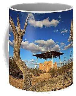 Casa Grande Ruins National Monument Coffee Mug