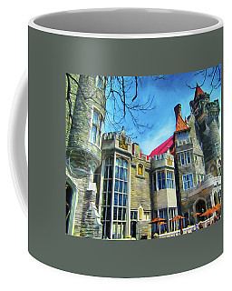 Casa Loma Series 2 Painted Y1 Coffee Mug