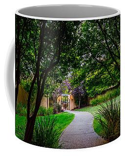 Casa Palmero Coffee Mug by Derek Dean