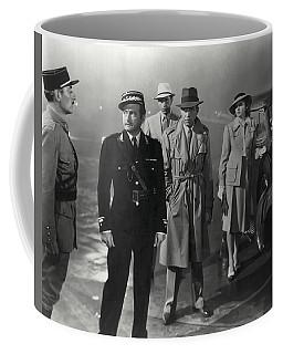 Casablanca Movie Still  1942 Coffee Mug