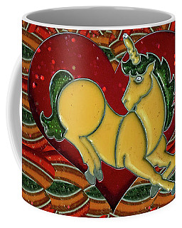Casablanca Unicorn Dreams Coffee Mug